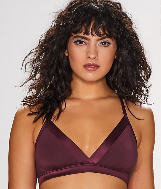 Commando: Butter & Satin Bralette
