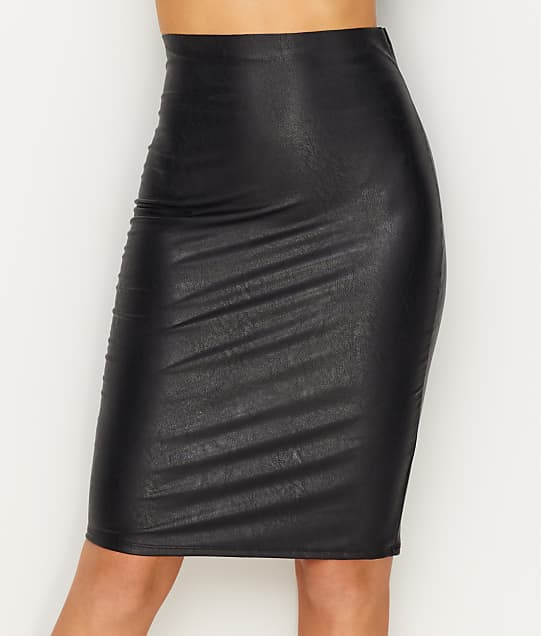 Commando: Faux Leather Perfect Pencil Skirt