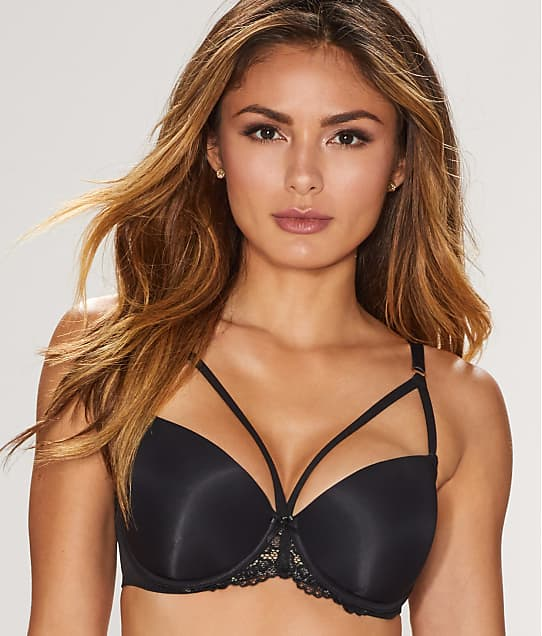 Contradiction: Strapped Cage T-shirt Bra