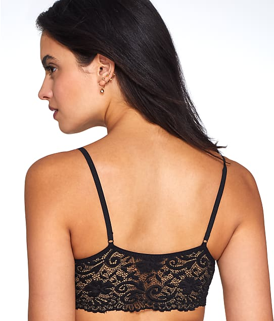 Coobie: Lace Back Bralette