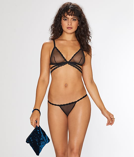 Cosabella: Bisou Strappy Bra And Panty Set