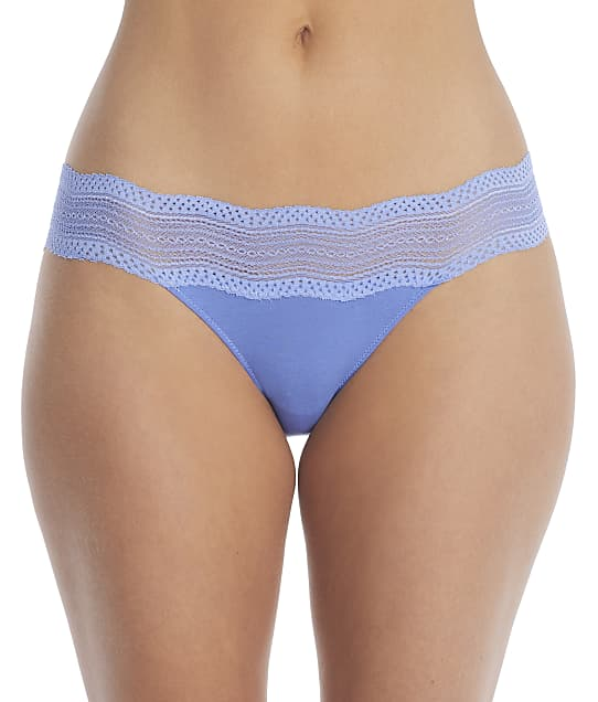 Cosabella Dolce Low Rise Bikini in Cielo(Front Views) DOLCE0521