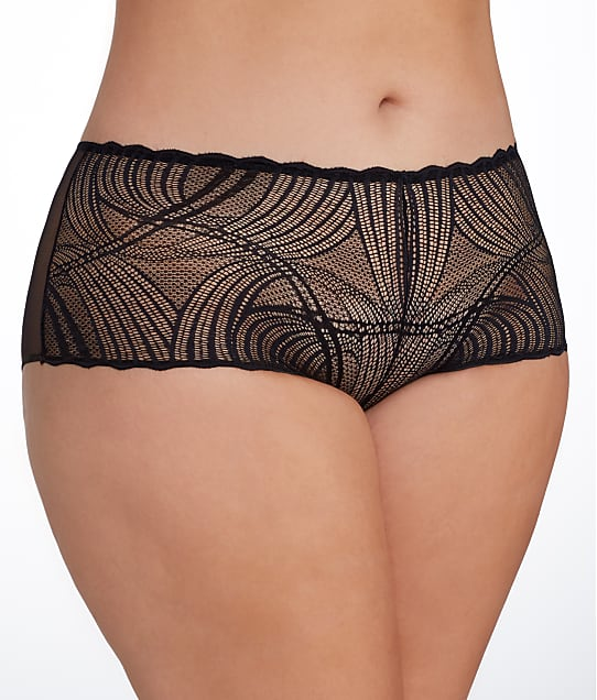 Cosabella: Minoa Naughtie Hot Pants Plus Size