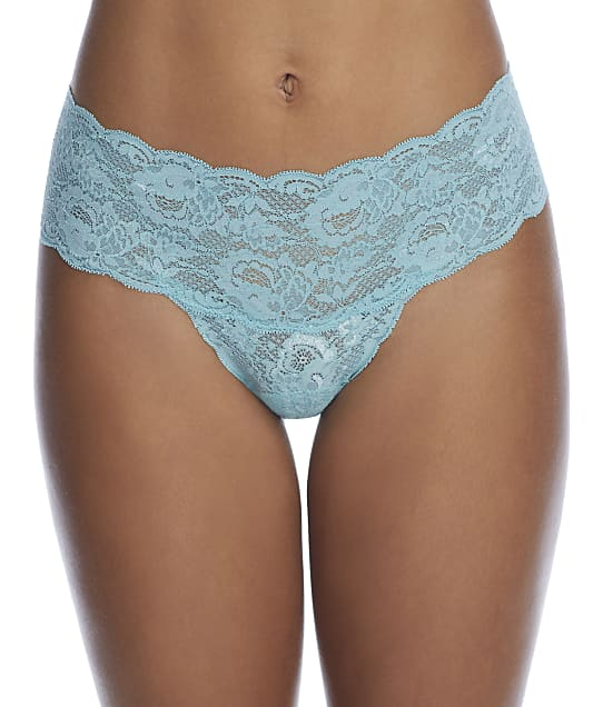 Cosabella Never Say Never Comfie Thong in Blue Capri NEVER0343