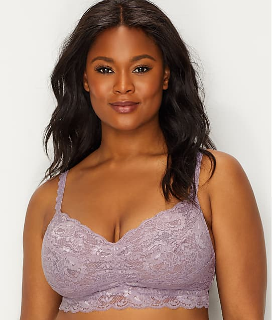 Cosabella: Plus Size Never Say Never Sweetie Bralette