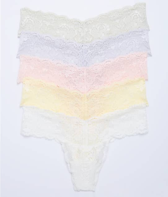 Cosabella: Never Say Never Cutie Low Rise Thong 5-Pack