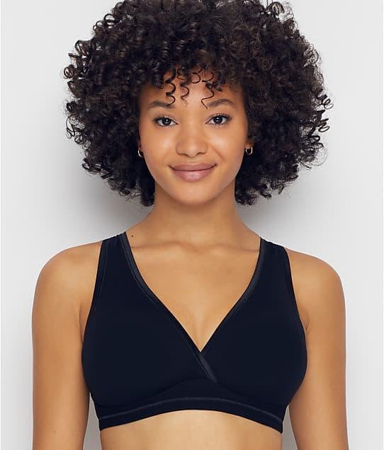 Cosabella Soire Curvy Bralette in Black(Front Views) SOIRC1310