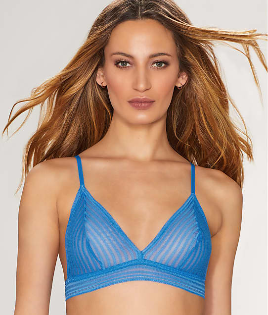Cosabella: Sweet Treat Shadow Stripe Bralette