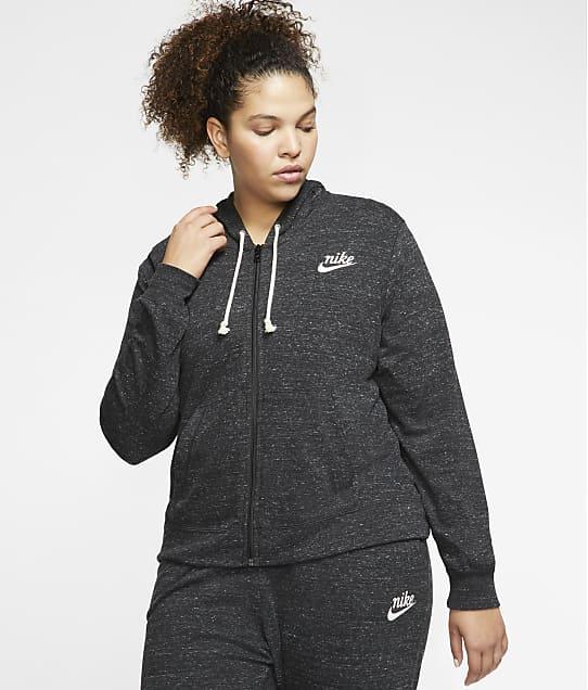 Nike: Plus Size Full-Zip Hoodie