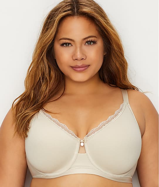 Curvy Couture: Cotton Comfort Luxe Bra