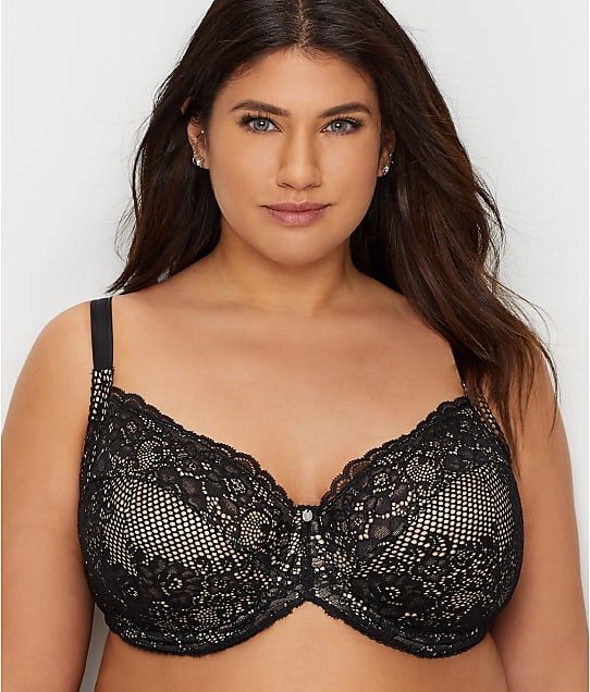 b6708c0b4906 Curvy Couture Beautiful Bliss Lace Bra | Bare Necessities (1341)