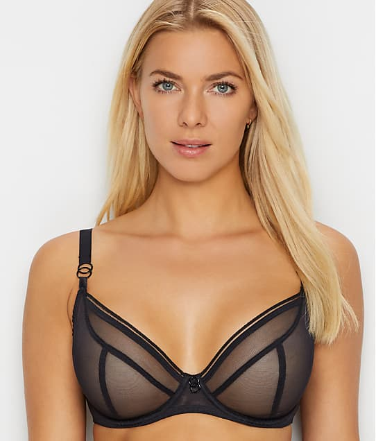 Curvy Kate: Lifestyle Sheer Plunge Bra