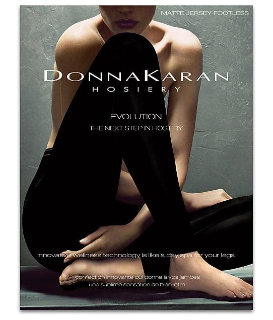 2e490dc187 Donna Karan Hosiery Evolution Matte Jersey Footless Tights