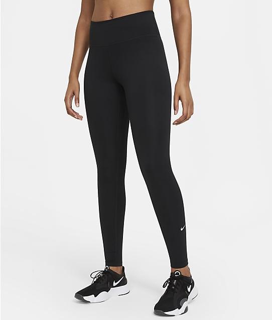 Nike Plus Size Training Leggings in Black / White(Full Sets) DD0345