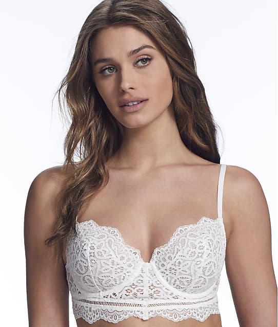 Inner Secrets Lace Underwire Bra in White(Full Sets) 60210599