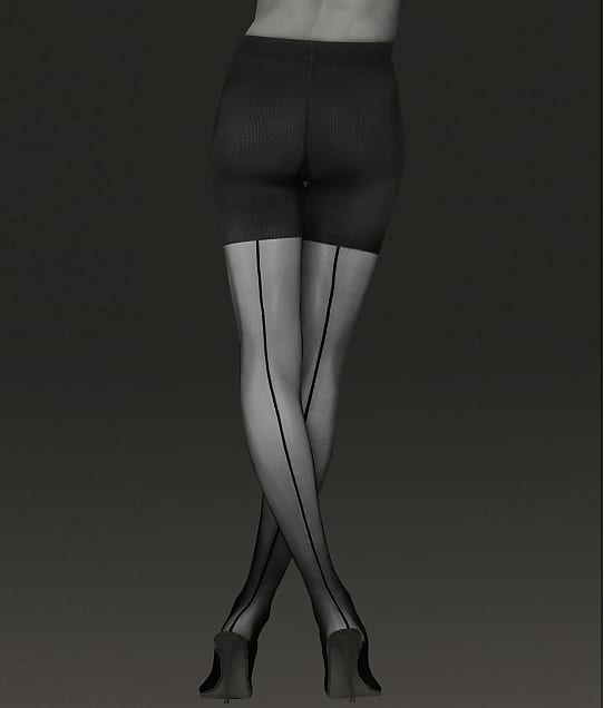 Donna Karan Hosiery: Compression Backseam Shaping Tights