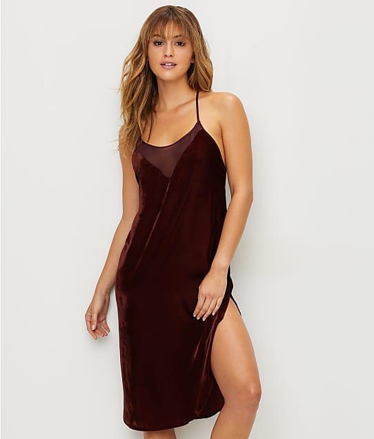 DKNY: The Look Of Luxe Velvet Chemise