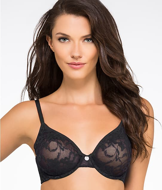 DKNY: Signature Lace Unlined Bra