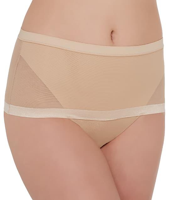 DKNY: Mesh Litewear Medium Control Thong