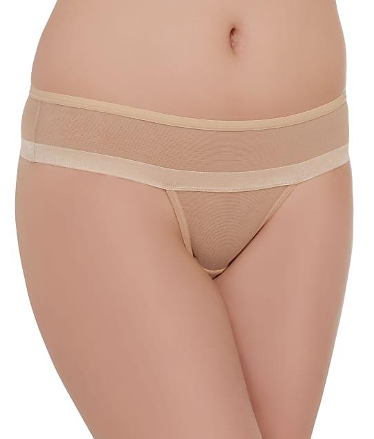 DKNY: Mesh Litewear Thong