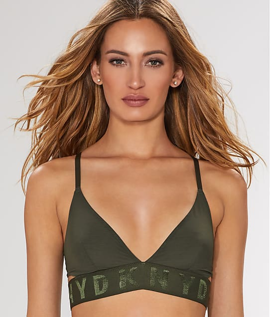 DKNY: Runway Cut-Out Bralette