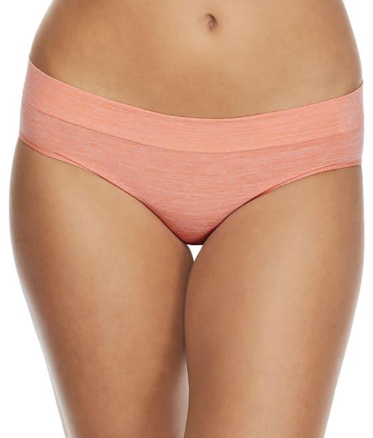 DKNY Seamless Lightwear Bikini in Coral Heather DK5017