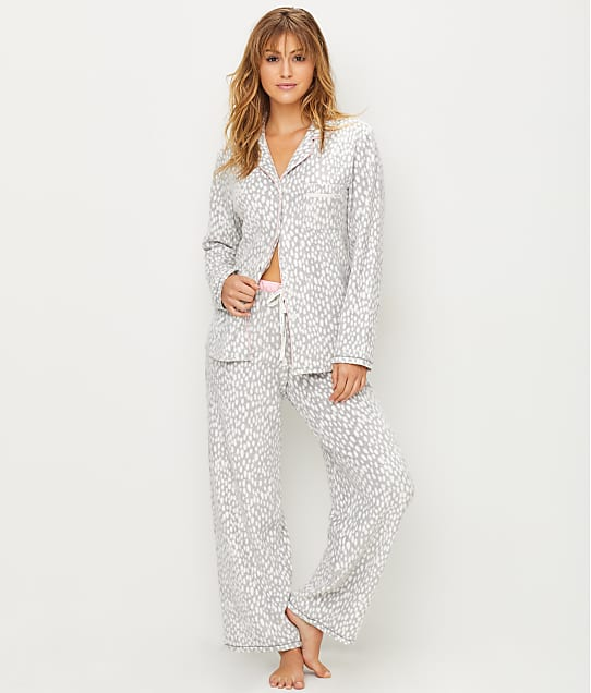 DKNY: Fierce Chilis Fleece Pajama Set