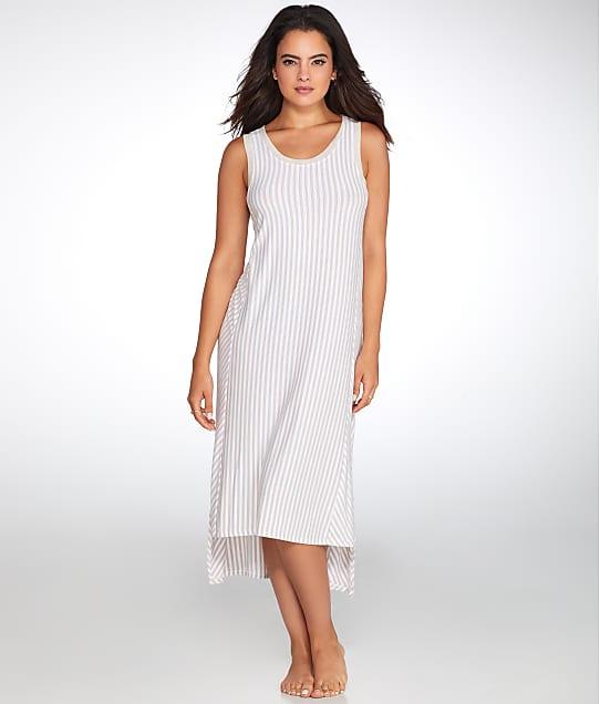 DKNY: City Stripes Knit Chemise