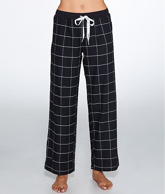 DKNY: Checked In Flannel Pajama Pants