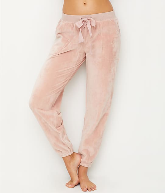DKNY: Elevated Leisure Velour Jogger