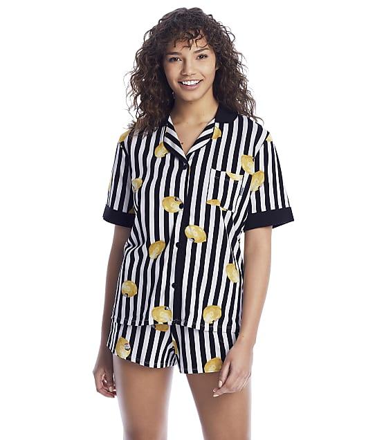 DKNY Sleepwear: Knit Pajama Shorts Set