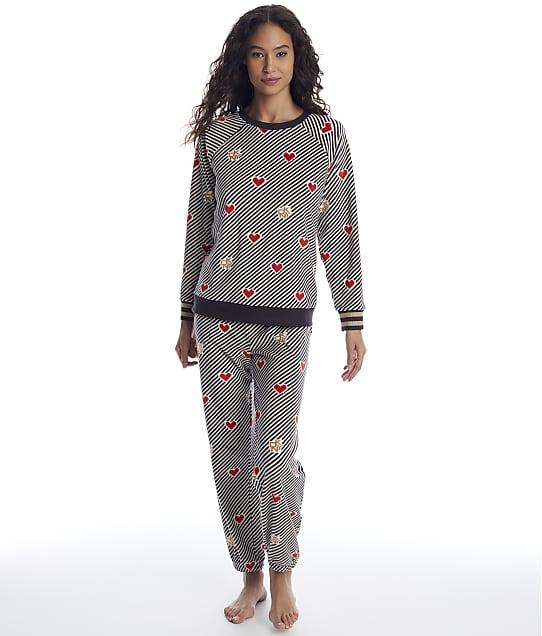 DKNY: Velour Pajama Set
