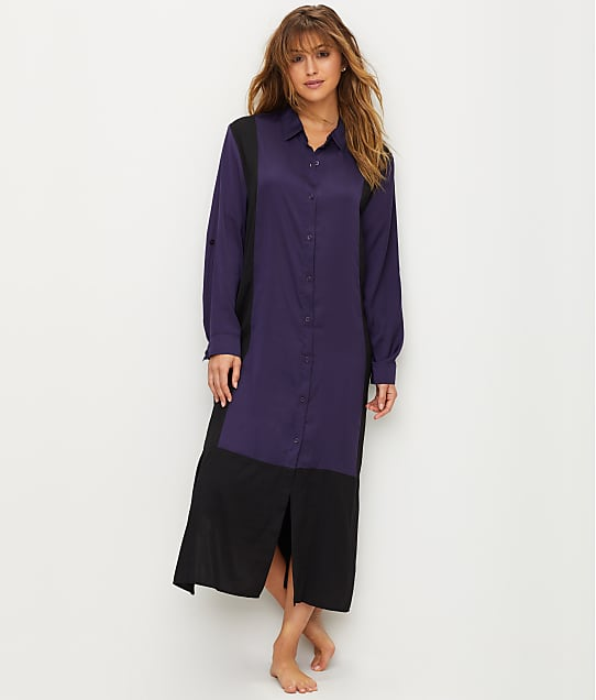 DKNY: The Look Of Luxe Maxi Woven Nightgown