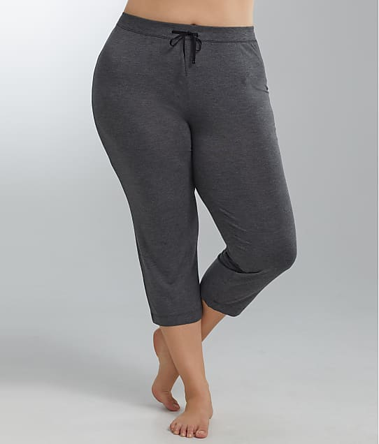 DKNY: Plus Size Urban Essentials Modal Capri Pajama Pants