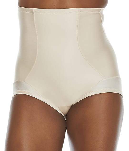 Dominique Adele Medium Control High-Waist Shaping Brief in Nude 3002