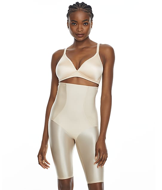 Dominique Kate Medium Control High-Waist Thigh Slimmer in Nude 3004