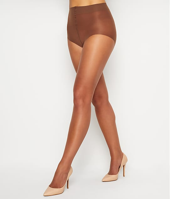 Donna Karan Hosiery The Nudes Control Top Pantyhose in Tone A06 A19
