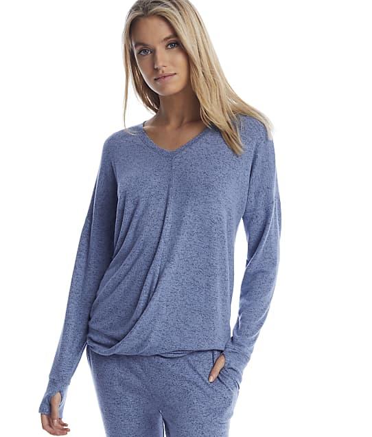 Donna Karan: Knit Lounge Top