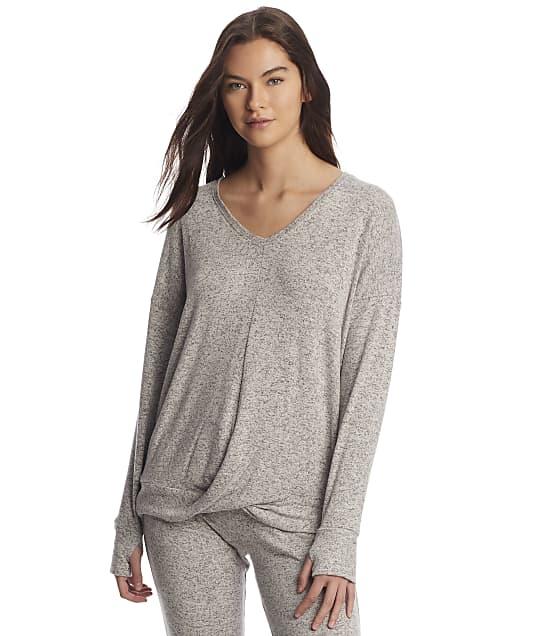 Donna Karan Sleepwear: Knit Lounge Top