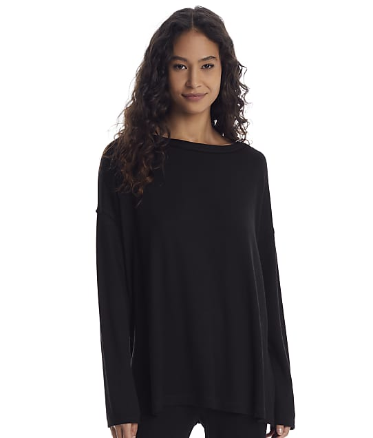 Donna Karan: Knit Lounge Top