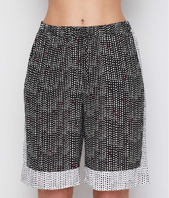 Donna Karan: Night & Day Knit Bermuda Pajama Shorts