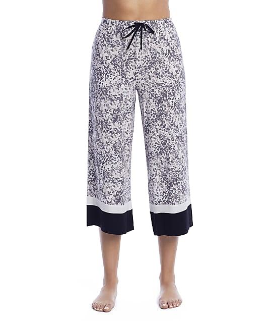 Donna Karan Sleepwear: Elevated Neutrals Modal Capri Pajama Pants