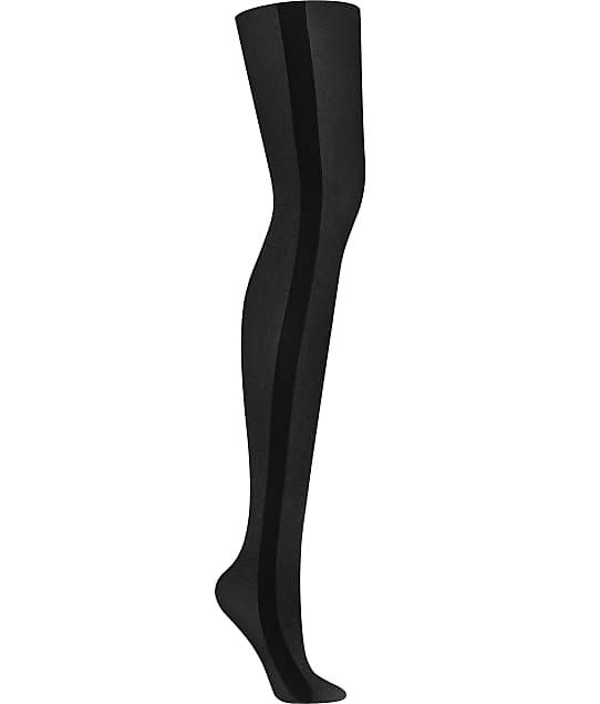 DKNY: Tuxedo Stripe Tights