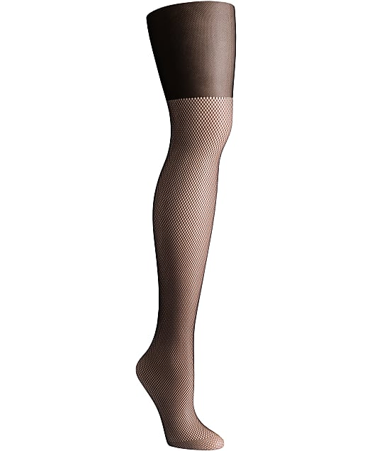 DKNY: Illusion Over The Knee Net Tights