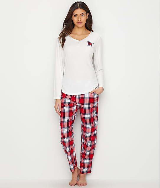 32ce947773 ED Ellen DeGeneres Dog Flannel Pajama Set