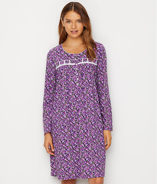 Eileen West Jersey Knit Nightgown  cc52a98ef