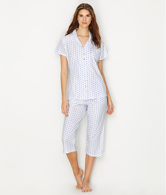 Eileen West: Jersey Knit Pajama Set