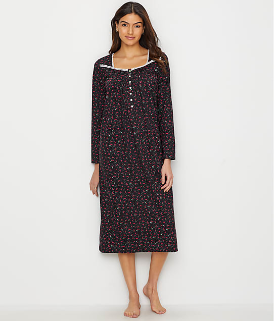 7a612f0fd5eb Eileen West Jersey Knit Ballet Nightgown