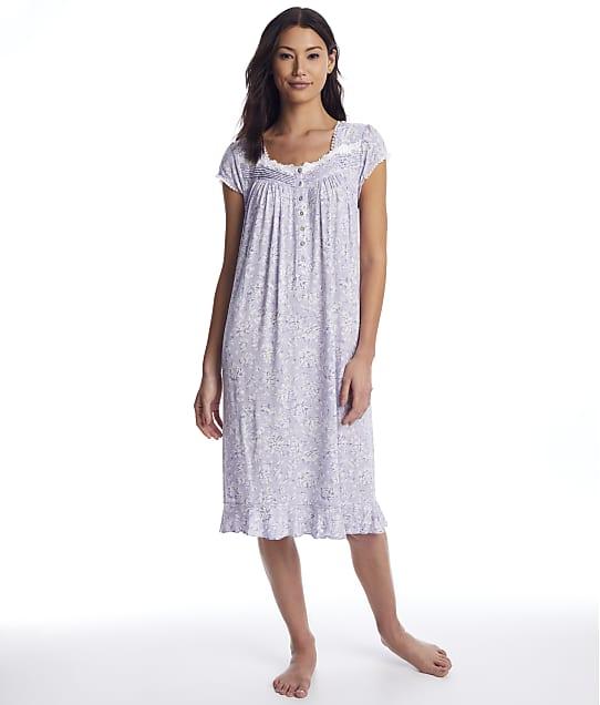 Eileen West: Silver Lining Waltz Knit Nightgown