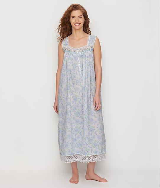 Eileen West: Lotus Beauty Lawn Ballet Woven Nightgown